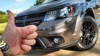 Top 5 Things To Like About the 2017 Dodge Journey GT!