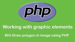 Draw polygon in image using PHP - PHP Working with graphic elements