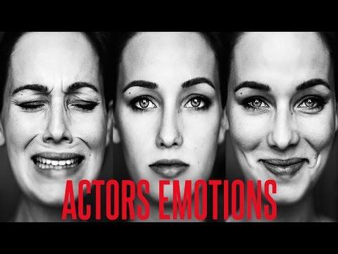Actors Emotions