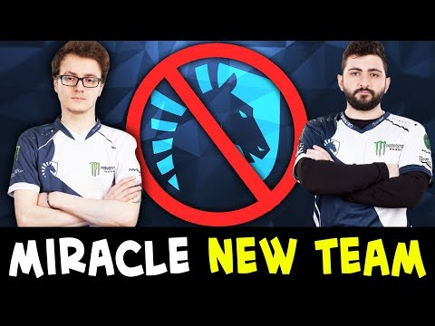Miracle + GH in NEW TEAM — while Liquid taking rest