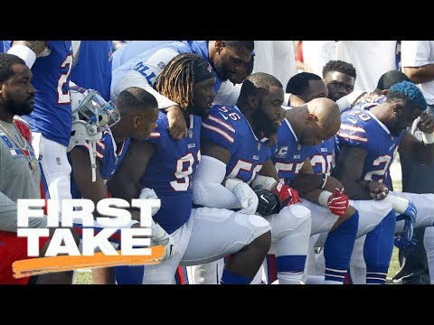 People offended by NFL protests are on the hook | Final Take | First Take | ESPN
