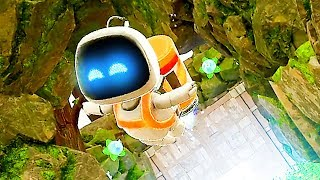 ASTRO BOT Rescue Mission, Gameplay Trailer (2018) PS4 VR