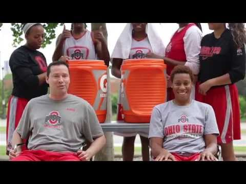 Chillin for Charity Ohio State Women's Basketball