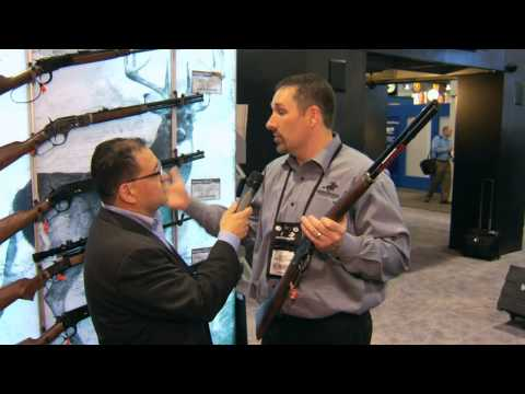 Shot Show 2014 Winchester Rifles and Shotguns for 2014 on The Firearms Channel