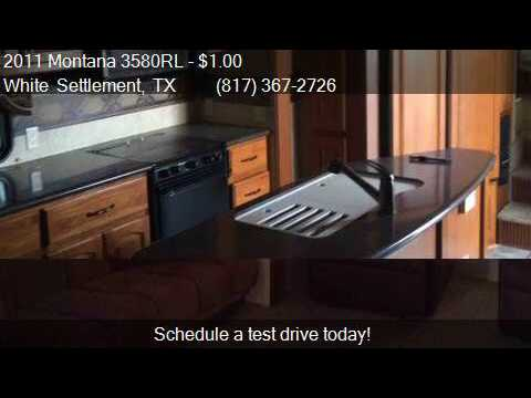 2011 Montana 3580RL  for sale in White Settlement, TX 76108