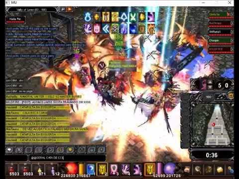 Guild Indlgnad Wins - Castle Siege mujogando.com 03/07/2016
