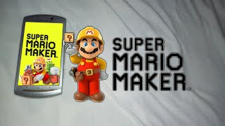 Cómo jugar Super Mario Maker con cualquier teléfono móvil