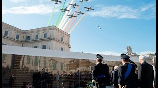 il Presidente Mattarella a Le Forze Armate in Piazza