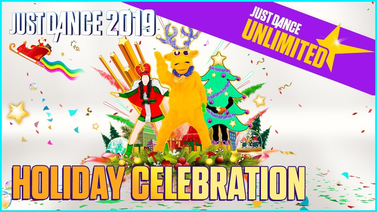 Just Dance 2019 - patch available today, holiday celebration event