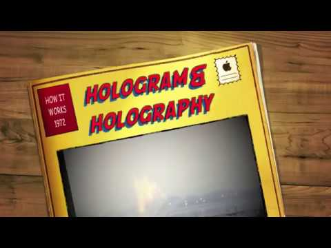 HOLOGRAM AND HOLOGRAPHY HOW IT WORKS