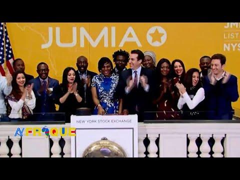 Jumia: 1ère Start-up Africaine à Faire Son Entrée à Wall Street