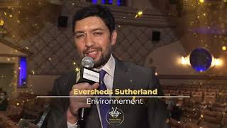 Palmarès du Droit 2021 - Eversheds Sutherland - Environnement