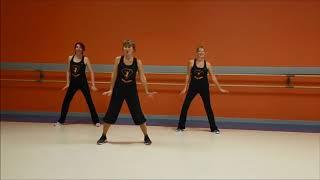 Solo - Clean Bandit Demi Lovato Chorégraphie Fit Danse Merengue