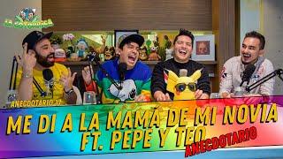 La Cotorrisa - Anecdotario - Me di a la mamá de mi novia Ft. Pepe y Teo