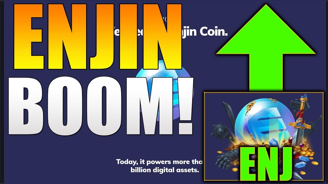 Enijn Price Prediction – BIG MOVES! HUGE PERFORMANCE! & Enjin Coin! – Enjin Coin Price Prediction!