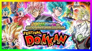 Dokkan Battle | Invocations Tickets 200M