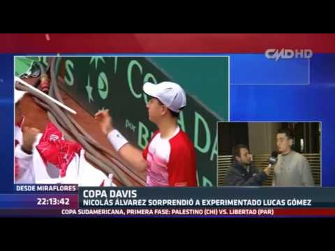 Central CMD: Enlace con Nicolás Álvarez