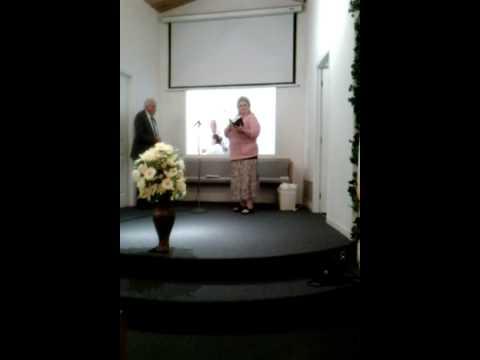 Candice Hart Baptism 5/2/15