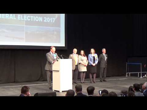 Banff & Buchan - General Election Declaration
