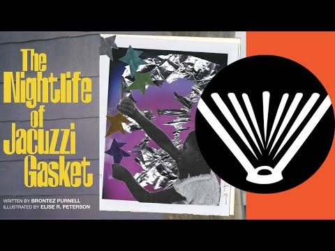 The Nightlife of Jacuzzi Gaskett - a picture book read aloud by a dad, from Seriously, Read a Book!