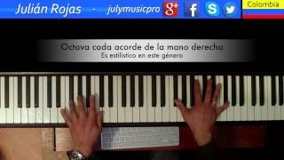 Tutorial Piano Salsa.
