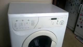Ремонт стиральной машины Индезит замена втулки под сальник