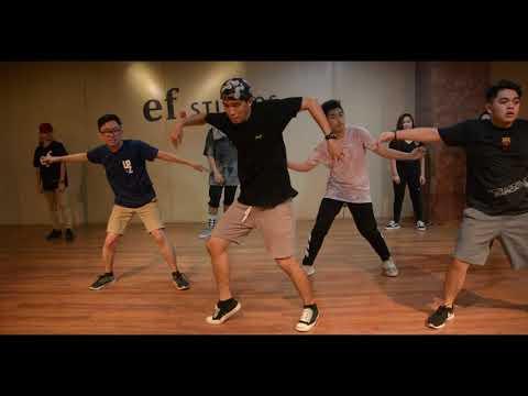 CHRIS BROWN - Questions | GJ Romano Choreography