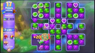 Wonka's World of Candy Level 438 - NO BOOSTERS + FULL STORY ???? | SKILLGAMING ✔️