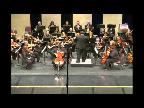 Dvorak Cello Concerto, 1st movement