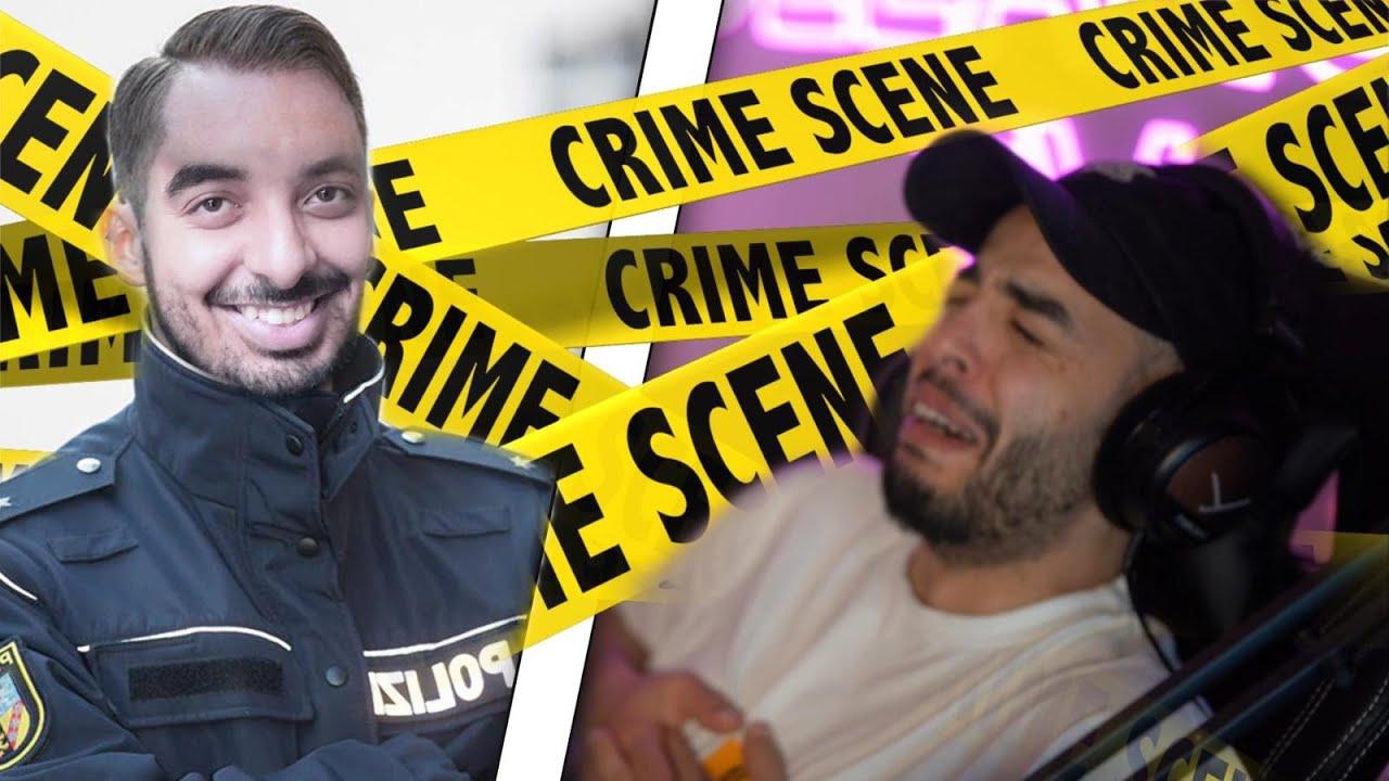 ICH WURDE VON DER POLIZEI KONTROLLIERT...  🤬🤬  REALLIFE STORY