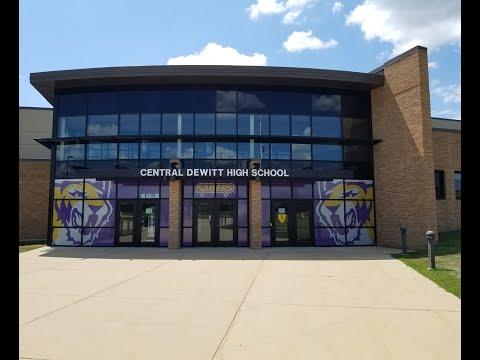 CENTRAL DEWITT HIGH SCHOOL WELCOME BACK 2020
