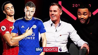 Was Vardy the BEST PL player in October? | Jamie Carragher | Budweiser Kings of the Premier League