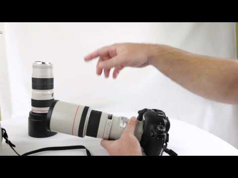 Canon 400mm f/5.6L prime lens review