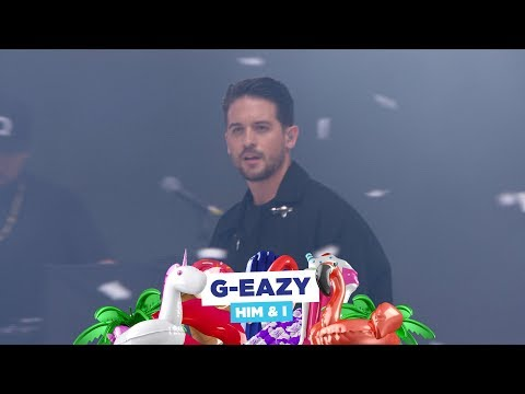 G-Eazy - 'Him and I' (live at Capital's Summertime Ball 2018)