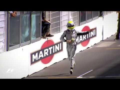 Jenson Button 'Sprints' to Victory | 2009 Monaco Grand Prix
