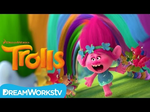 Trailer do filme Trolls