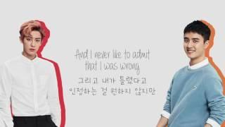 EXO (엑소) Chanyeol (찬열) & D.O. (디오) - Love Yourself Lyrics (Color-Coded Eng/Kor) Jonathan MjBatt