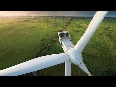 Belgium to power 170 trains with wind energy