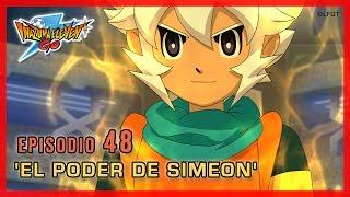 vuclip Inazuma Eleven Go Chrono Stones - Episodio 48 español «¡El poder de Simeon!»