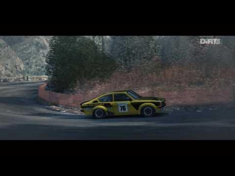 Opel Kadett Rallye vs Lancia Stratos rp