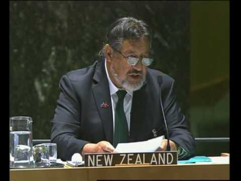 MaximsNewsNetwork: U.N. INDIGENOUS PEOPLES RIGHTS, NEW ZEALAND (UNTV)