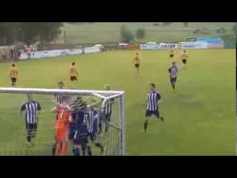 ▶ Goalkeeper scores goal from his own penalty area