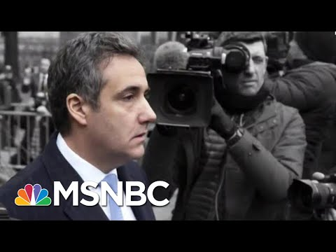 Cohen Gets 3 Years In Jail For Covering Up President Trump's 'Dirty Deeds' | The 11th Hour | MSNBC