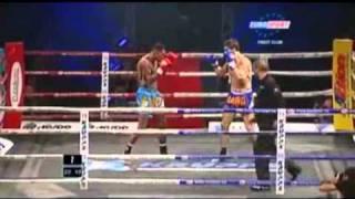 Ночь боёв Януса2010-МуайТай -два боя.