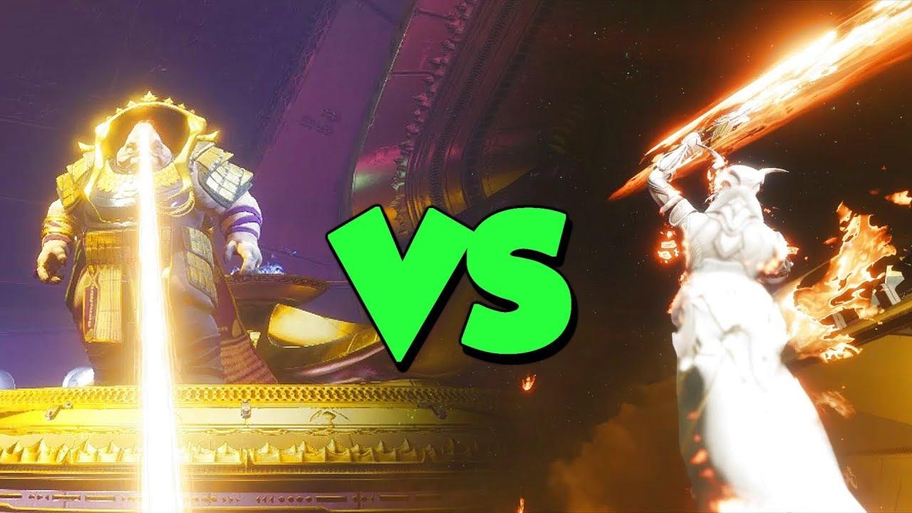 Infinite Dawnblade VS Raid Bosses! [Destiny 2 Season of Glitches] thumbnail