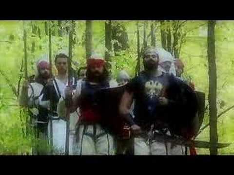 Skanderbeg Warrior King of Albania