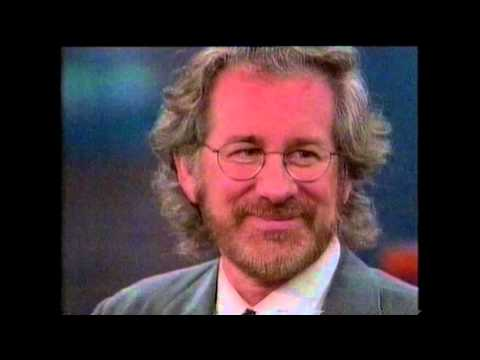 Spielberg on Oprah 1993
