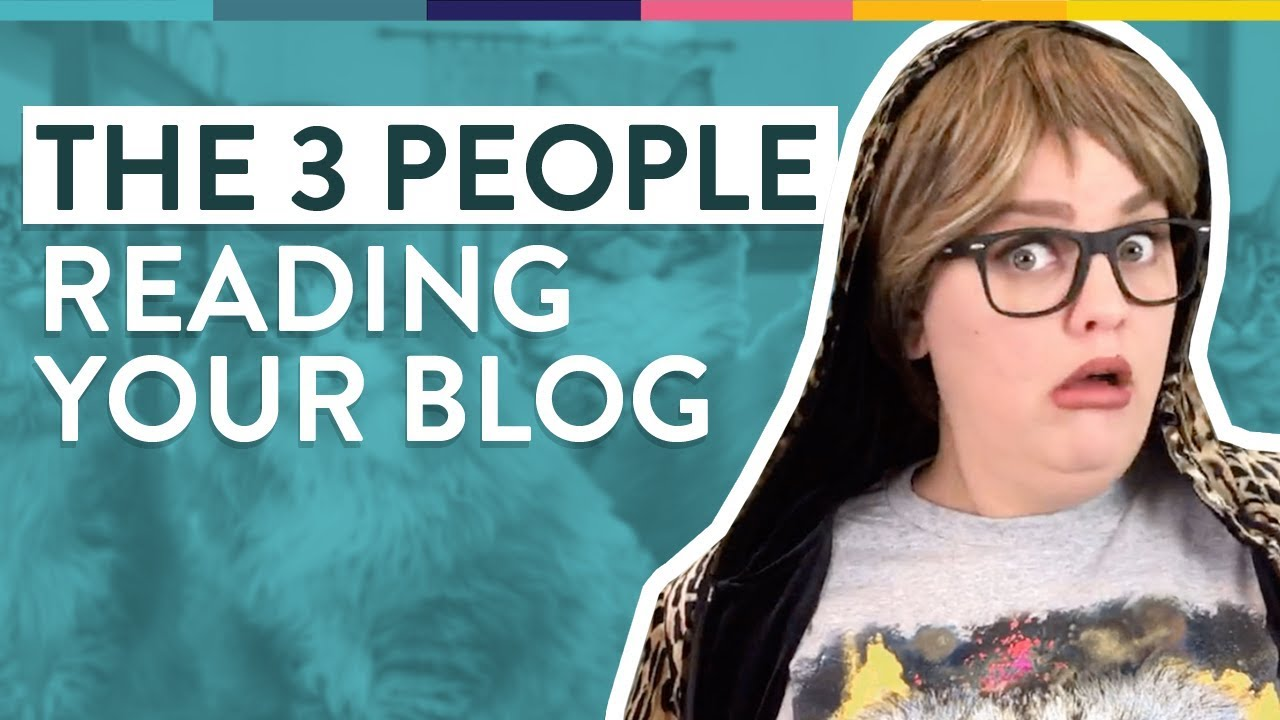 Who Reads Blogs, Anymore?! The 3 Types of People Reading Your Blog - Awkward Marketing