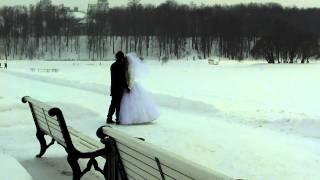 Свадьба Жень и Оли (Муськи). Царицыно 3