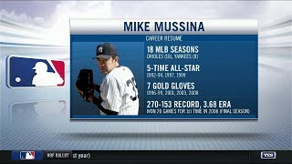 Is longtime Yankees pitcher Mike Mussina a Hall of Famer?